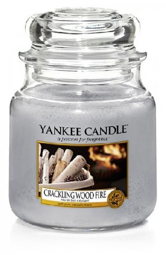 Yankee Candle Crackling wood fire (1)
