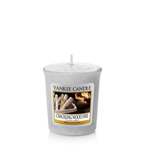 Yankee Candle Crackling wood fire (3)