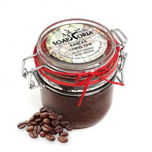 Přírodní peeling Kávička (1)