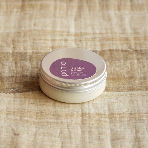 Přírodní vlasový kondicionér Levandule a chmel (1)