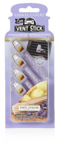 Yankee Candle Lemon lavender (10)