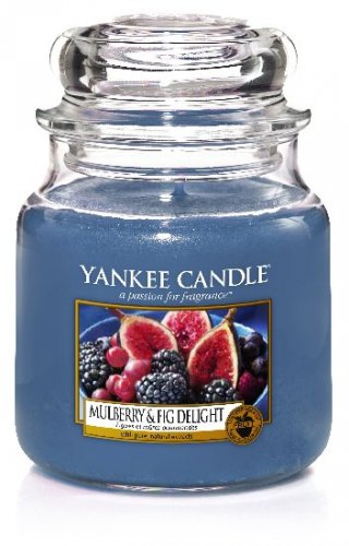 Yankee Candle Mulberry & fig delight (1)