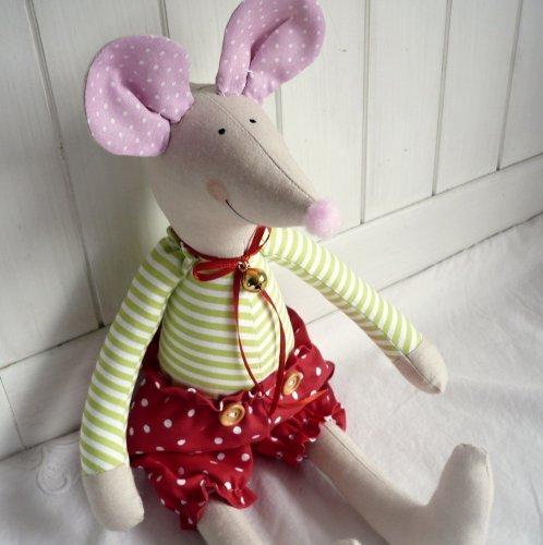 Ručně šitý Myšák (1)