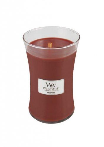WoodWick Redwood (velká váza) (1)