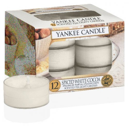 Yankee Candle Spiced white cocoa (6)