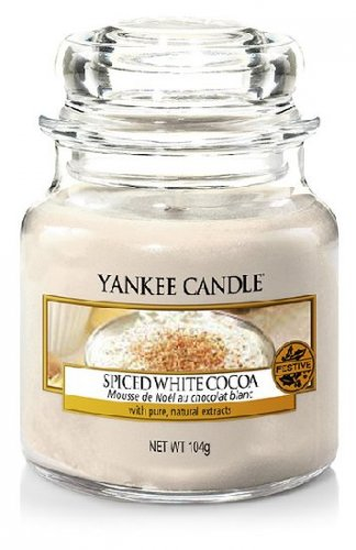 Yankee Candle Spiced white cocoa (5)