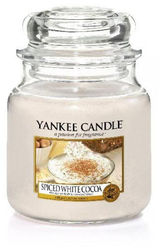 Yankee Candle Spiced white cocoa (1)