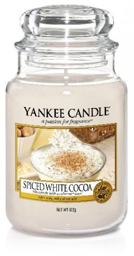 Yankee Candle Spiced white cocoa (3)