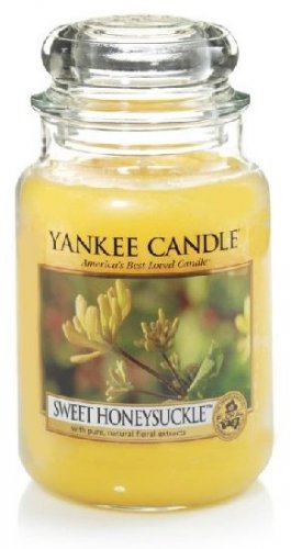 Yankee Candle Sweet honeysuckle (1)