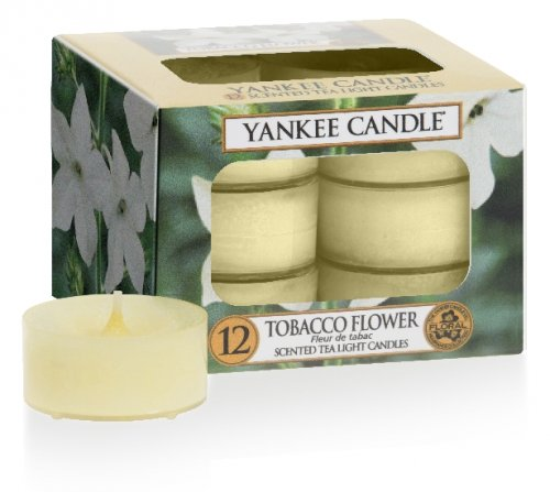 Yankee Candle Tobacco flower (6)