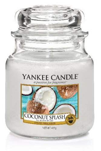 Yankee Candle Coconut splash (1)