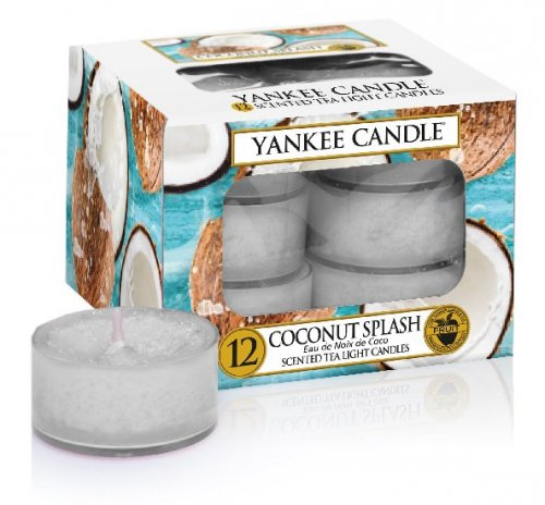 Yankee Candle Coconut splash (5)