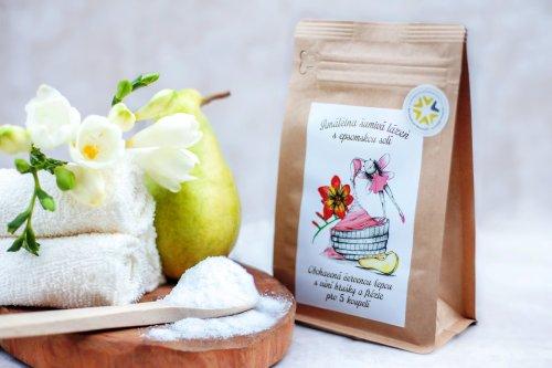 Šumivá lázeň s epsomskou solí (4 druhy) (2)