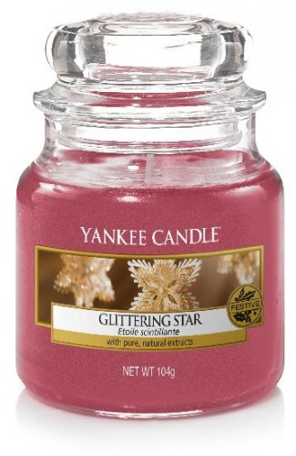 Yankee Candle Glittering star (4)