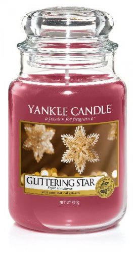 Yankee Candle Glittering star (5)