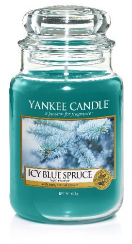 Yankee Candle Icy blue spruce (5)