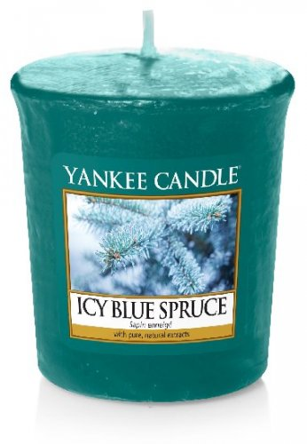 Yankee Candle Icy blue spruce (3)