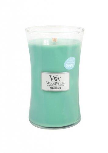 WoodWick Clean Rain (velká váza)  (1)