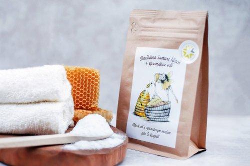 Šumivá lázeň s epsomskou solí (4 druhy) (4)