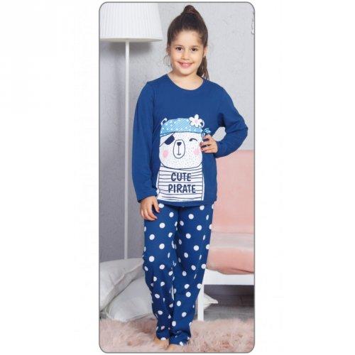 Dětské pyžamo Méďa pirát (1)