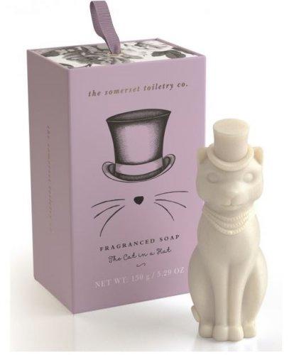 Luxusní mýdlo ve tvaru zvířátek (4 druhy) (2)