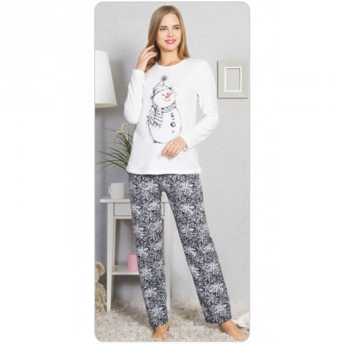 Dámské softové pyžamo Winter (1)