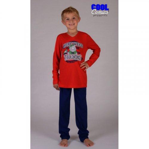 Dětské pyžamo Nosorožec (1)