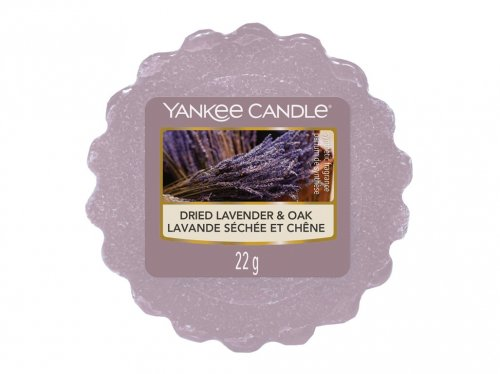Yankee Candle Dried lavender & oak (2)