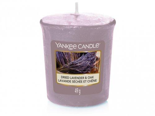 Yankee Candle Dried lavender & oak (3)
