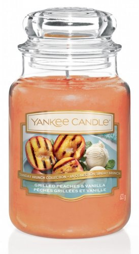 Yankee Candle Grilled peaches & vanilla DOPRODEJ (5)