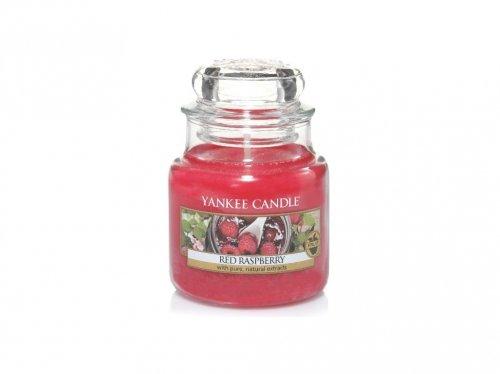 Yankee Candle Red raspberry (4)
