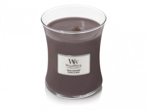 WoodWick Sueded Sandalwood (střední váza) (1)