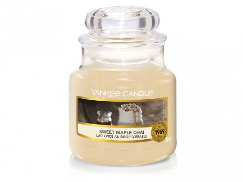 Yankee Candle Sweet Maple Chai (4)