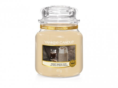 Yankee Candle Sweet Maple Chai (5)