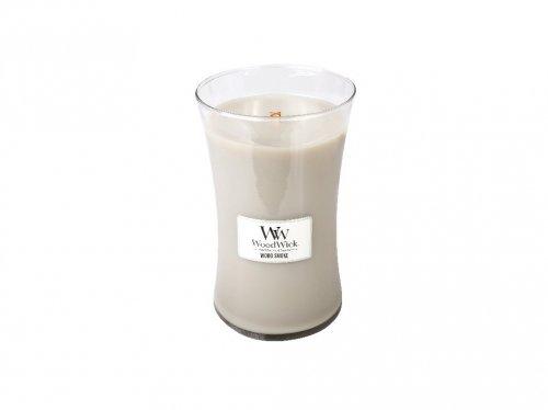 WoodWick Wood smoke (velká váza) (1)