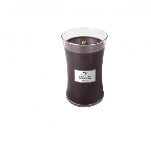 WoodWick Black Plum Cognac (velká váza) (1)
