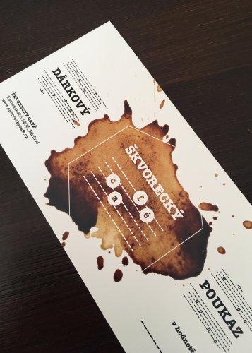 Dárkový poukaz Škvorecký Café (1)