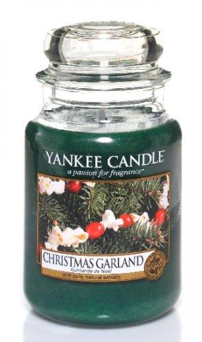 Yankee Candle Christmas garland (4)