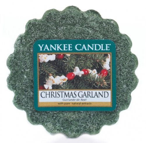 Yankee Candle Christmas garland (3)