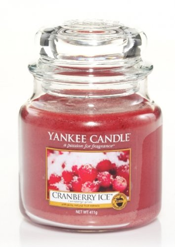 Yankee Candle Cranberry ice DOPRODEJ (1)