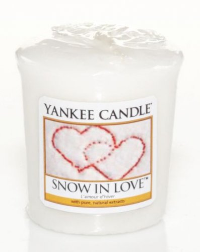 Yankee Candle Snow in love  (5)