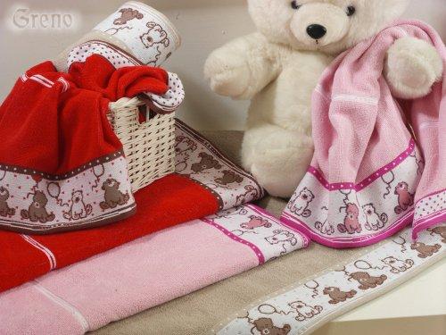 Ručníky Sweet bear (1)