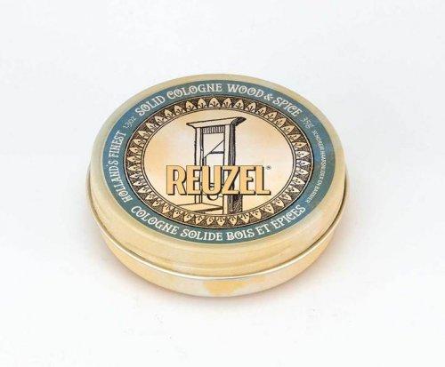 Reuzel Wood & Spice tuhá kolínská (1)