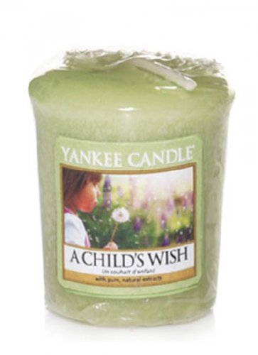 Yankee Candle A childs wish DOPRODEJ (2)