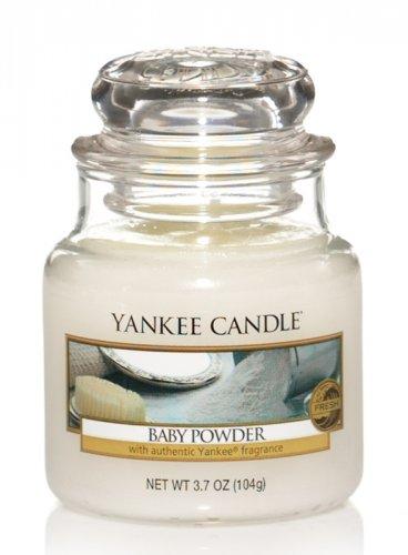 Yankee Candle Baby powder (5)