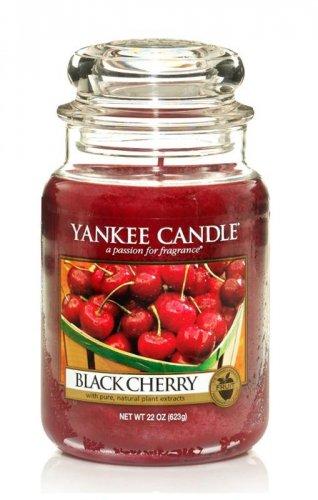 Yankee Candle Black cherry (4)