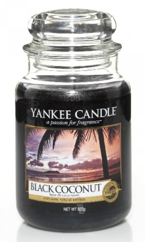 Yankee Candle  Black coconut (5)