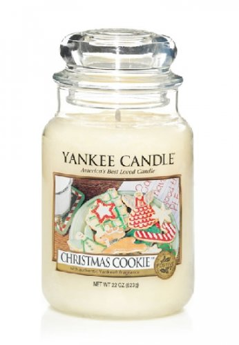 Yankee Candle Christmas cookie DOPRODEJ (4)