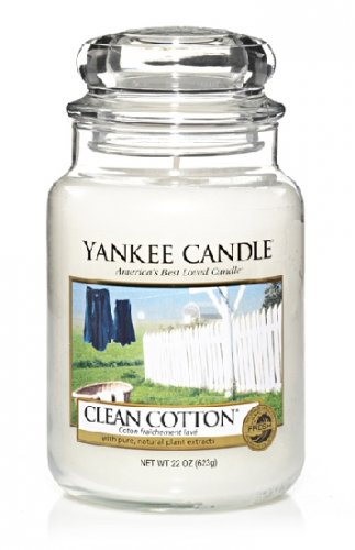 Yankee Candle Clean cotton (5)