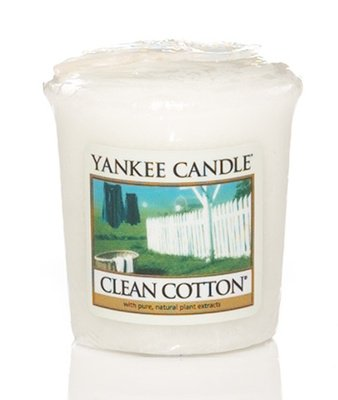 Yankee Candle Clean cotton (3)